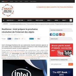 Intel RealSense, révolution de l'internet des objets ?