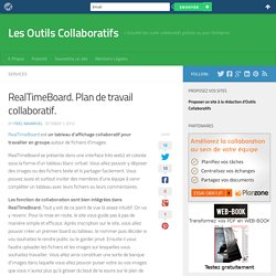 RealTimeBoard. Plan de travail collaboratif.