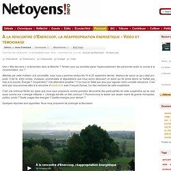 À la rencontre d'Enercoop, la réappropriation énergétique - Vidéo et témoignage