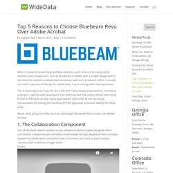 WideData is the Home of BlueBeam: The Best Research Workflow Solution