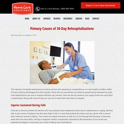 Primary Causes of 30-Day Rehospitalizations