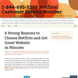 Netfirm Tech Support Number