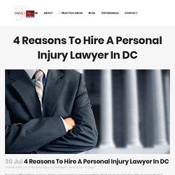 Pawnee A. Davis Law Firm LLC - Dc Personal Injury Lawyer