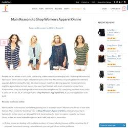 Women's Apparel Online