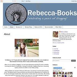 Rebecca-Books: About