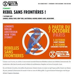Rebel sans frontières !