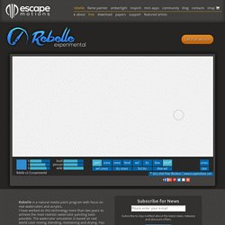 real media paint software