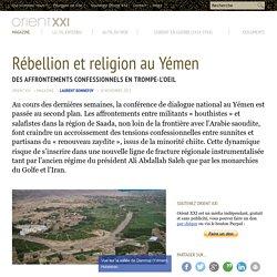Rébellion et religion au Yémen