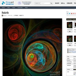 Rebirth Painting by Oni Hazarian - Rebirth Fine Art Prints and Posters for Sale