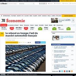 Le rebond en trompe-l'œil du marché automobile français