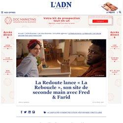 La Reboucle, le site de seconde main de La Redoute