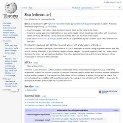 Siva (rebreather)