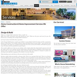 Mega Builders Offering Tear Down And Rebuild Services