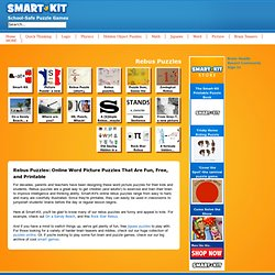 Rebus Puzzles: Smart-Kit