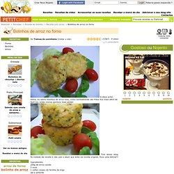 Receita Bolinhos de arroz no forno de Trainee de cozinheira - Petit Chef