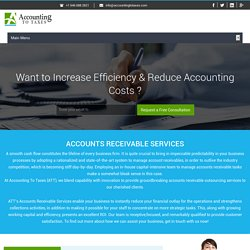 Accounts-receivable - Accounting and financing