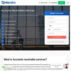 Outsource Accounts Receivable Services and Management