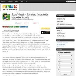 Recension av Story Wheel - Stimulera fantasin för bättre berättande