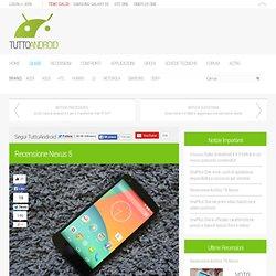 Recensione Nexus 5