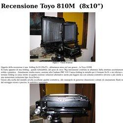"""Recensione Toyo 810M (8x10"""")"""