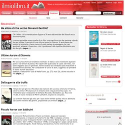 ilmiolibro.it stampa libri | Book news