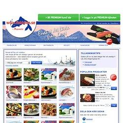 Recept fisk skaldjur
