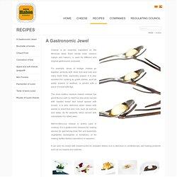 Receptes - Queso Mahón Menorca