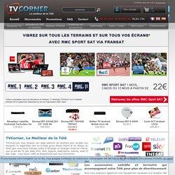 Le meilleur de la télé : solutions par internet, satellite, récepteurs, multimédia..