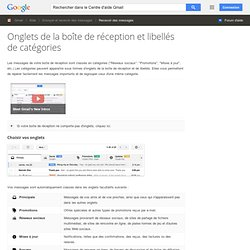 Gmail - Version Juillet 2013