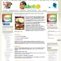 Receta Bálsamo labial de miel, con o sin color. i-chollos.com