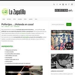 Receta para Poffertjes : La Zapatilla
