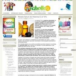 Receta Serum de Vitamina C al 10% - I-Chollos