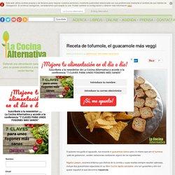 Receta de tofumole, el guacamole más veggi