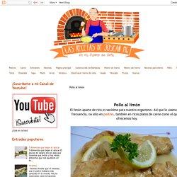 Recetas fáciles de Josean MG: Pollo al limón