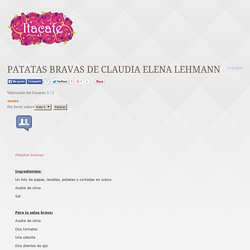 Recetas Itacate