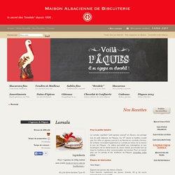 Recette de Pâques de la Maison Alsacienne de Biscuiterie, Coco-LM