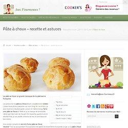 Pâte à choux - recette et astuces