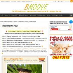 Recette Paléo : bouchées chocolat amandes noix de coco