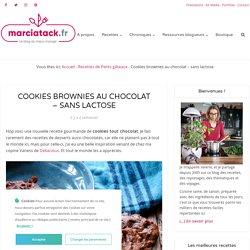 Brookies chocolat