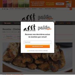 Recette : Chicken Nuggets Paléo