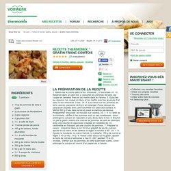 Recette Gratin franc-comtois par cookingbea - recette de la catégorie Tartes et tourtes salées, pizzas