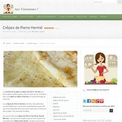 Recette de la pâte à crêpes de Pierre Hermé