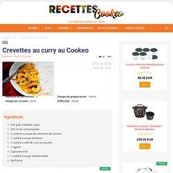 Recette Crevettes au curry au Cookeo