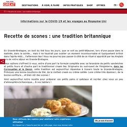 Recette de scones : une tradition britannique