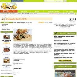 Recette Empanadas aux Epinards par La Cuisine de Fabrice