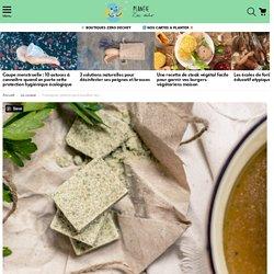 Une recette facile pour fabriquer votre propre bouillon de légumes en cube