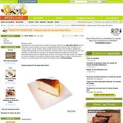 Cheese-cake 0%