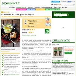 Recette bio : La recette du faux gras bio vegan par Priméal