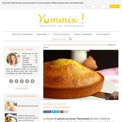 LA recette de Gâteau au yaourt Thermomix !