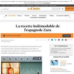 La recette indémodable de l'espagnole Zara - La Croix